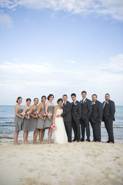 Wedding Party on Bridal Party