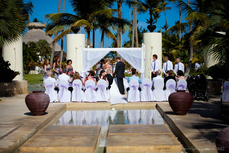 real wedding at now larimar here now the official