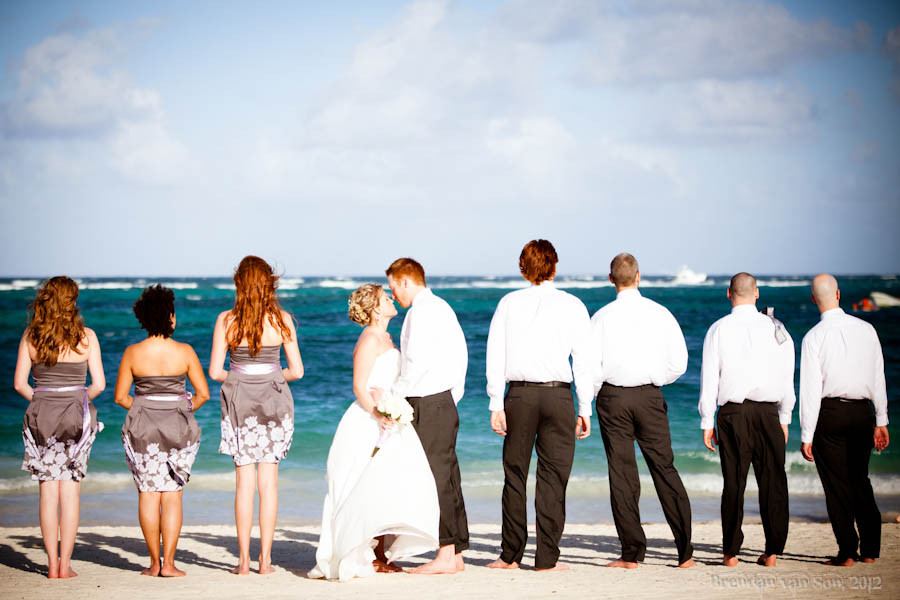 Real Wedding At Now Larimar Here