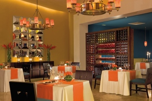 Capers offers Italian cuisine in an elegant atmosphere.