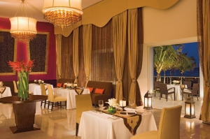 Mercure offers gourmet French cuisine in a tranquil and serene atmosphere.