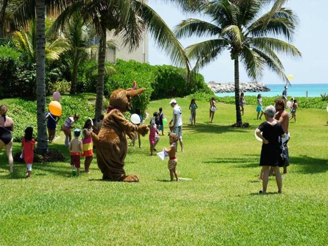 Now Jade Resort & Spa Easter Egg Hunt
