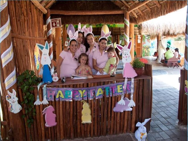 Easter celebrations at Now Sapphire Resort & Spa