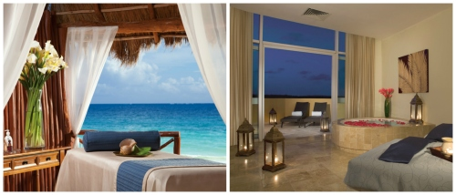 The world-class spas ensure a relaxing and tranquil ambiance to enjoy a variety of spa treatments.