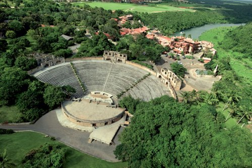 Altos de Chavon Village!