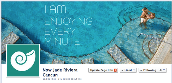 LIKE Now Jade on Facebook!