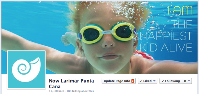 LIKE Now Larimar on Facebook!