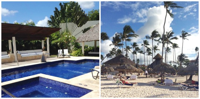 Now Larimar Punta Cana Resort & Spa, shot by guests Carol P. and Soumendra C.
