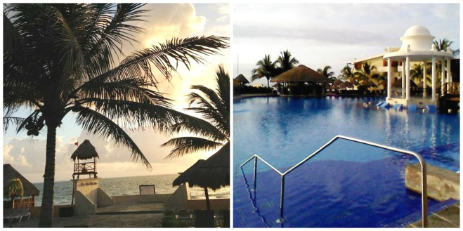 Now Sapphire Riviera Cancun Resort & Spa, shot by guests Cheri M. and Neil R.