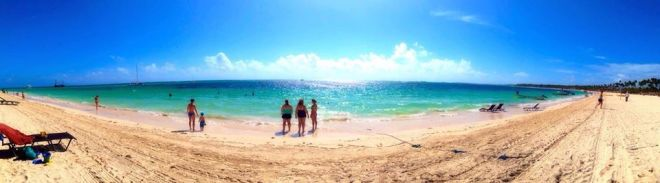 Now Larimar Punta Cana by guest Kayla H.
