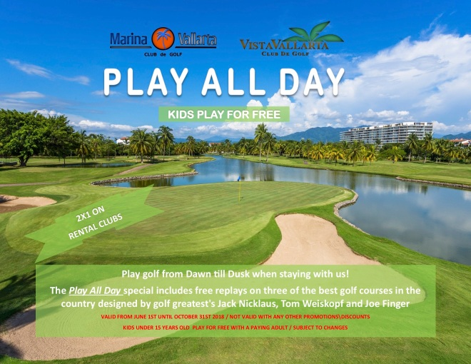 Promo play all day V18
